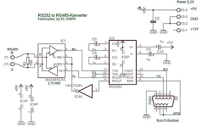 Ethernet rs232 конвертер своими руками 100