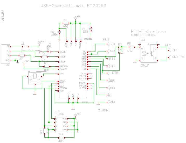 Elektronik :: USB nachrüsten